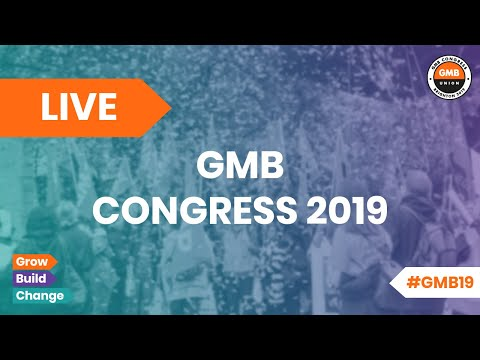 GMB Congress 2019 | Wednesday | Afternoon