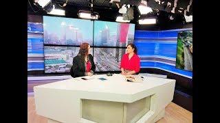 Entrevista en RPP TV con Perla Berrios.