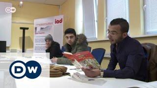 لاجئ سوري يتحدث عن رحلته من الأردن إلى ألمانيا | الأخبار