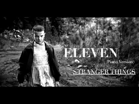 Eleven (Piano Version) - Stranger Things Soundtrack - by Sam Yung
