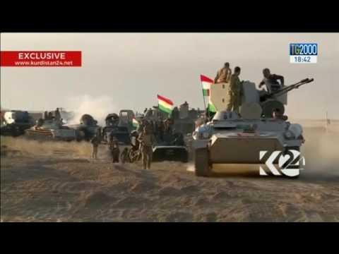 Iraq: partita l'offensiva per cacciare l'Isis da Mosul
