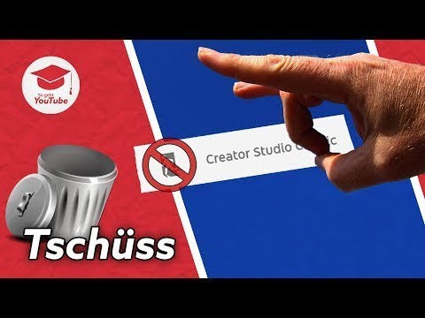 Tschüss YouTube Creator Studio Classic!