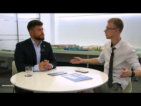 Интервью с Дмитрием Волковым, коммерческим директором «Самолет Девелопмент».