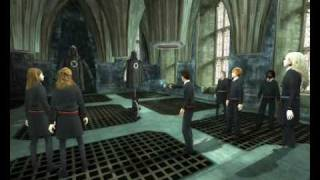 Harry Potter y la Orden del Fenix - Gameplay pc