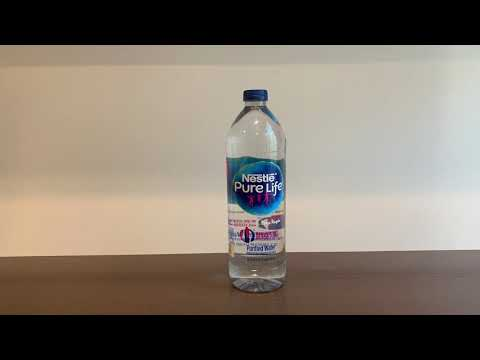 Nestle PureLife Purified #Water Test - PH And TDS