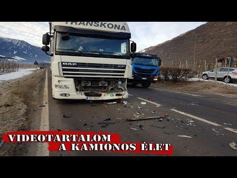 187.A kamionos. S2E02  Van baj, nem kevés...