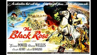 The Black Rose 1950) Trailer