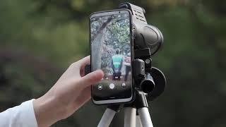 고배율 적외선 단망경 촬영 세트