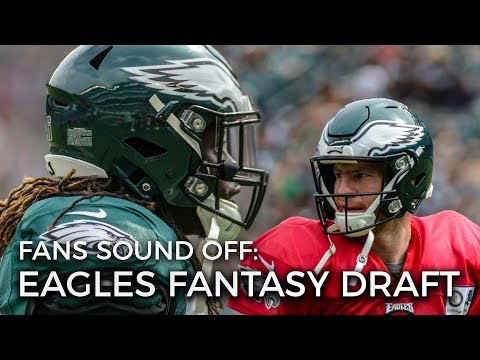 Fantasy Football: Which Philadelphia Eagles player should you draft?