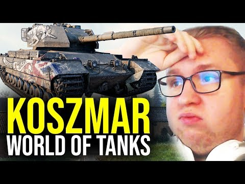 KOSZMAR - World of Tanks thumbnail