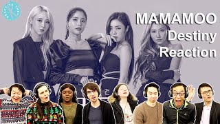 Classical Musicians React: MAMAMOO 'Destiny'