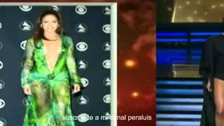 Jennifer Lopez Hot Sexy presentation Sizzles the 2013 Grammys award (Celebrities react)
