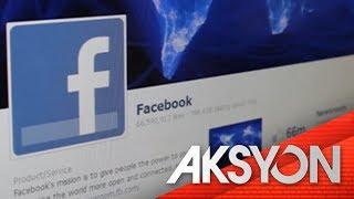'Misleading behavior' sa FB