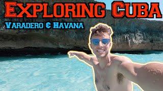 A *BEAUTIFUL* TRIP TO CUBA   VARADERO & HAVANA