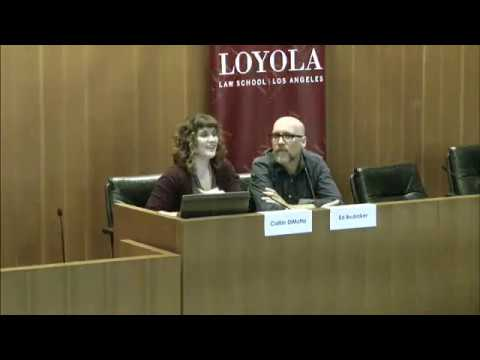 LAIPLA & Loyola Law School Present: Techtainment 2.0 with Insights from Ed Brubaker