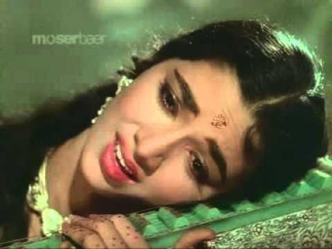RAIN BHAYII SO JA RE PANCHHI - LATA -BHARAT VYAS - VASANT DESAI (RAM RAJYA-1967)