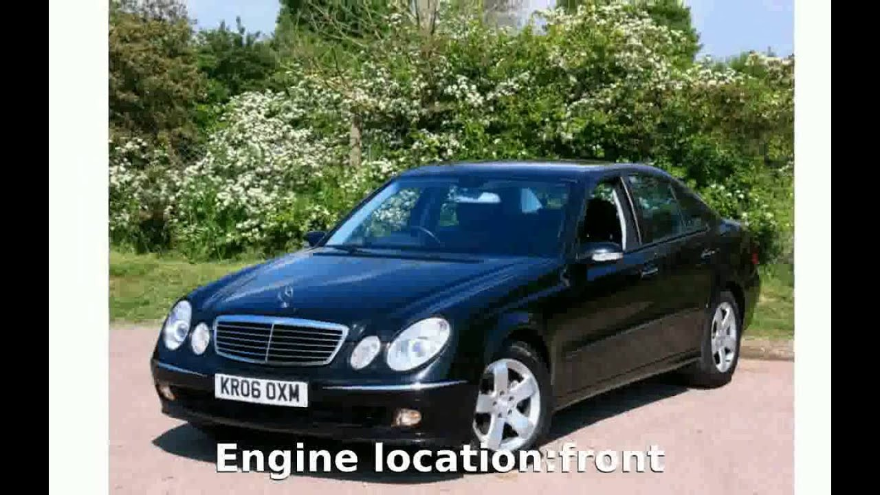 2006 Mercedes Benz C 280 Estate Avantgarde Automatic  Specs