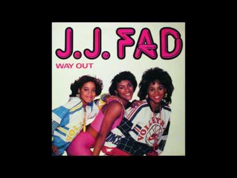 J.J. Fad - Way Out (Instrumental)