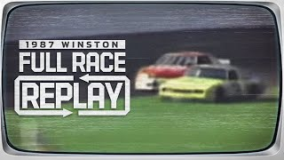 'Pass in the grass' | NASCAR Classic Full Race Replay: The Winston from 1987