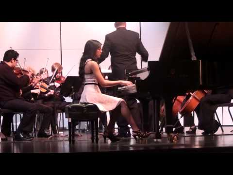 Haydn Piano Concerto in D Major, Hob. XVIII:11, 1. Vivace