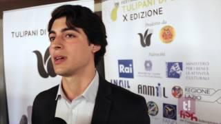 """Carmine Buschini ai Tulipani di Seta Nera: """"Vorrei tornare in Braccialetti Rossi 4"""""""
