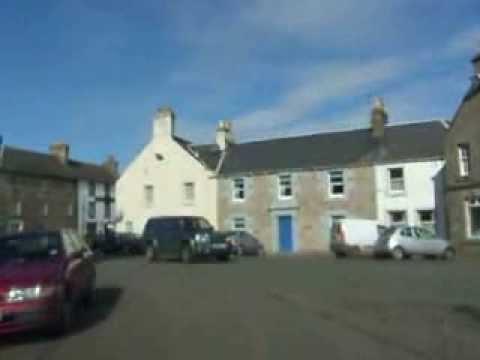 Dunning Road Scotland