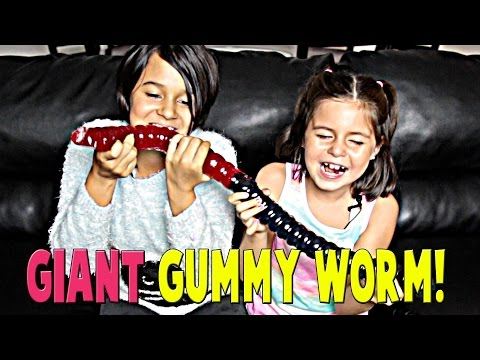 REALITYSISTERS CRAZY CANDY CHALLENGE!