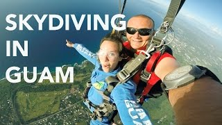 Tfs Travels: Skydiving In Guam