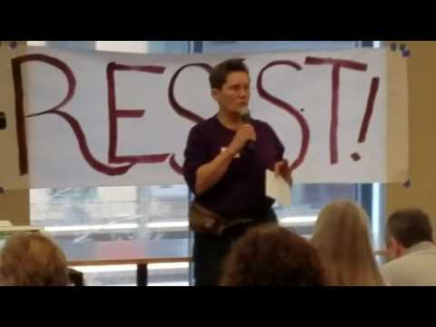 NYCD16 Indivisible Meeting 2 26 17
