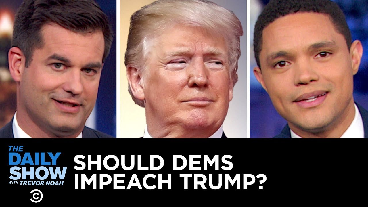 Democrats Are at Odds Over Impeaching Trump | The Daily Show