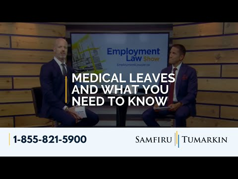 Medical Leave (What You Need To Know) - Employment Law Show: S4E2