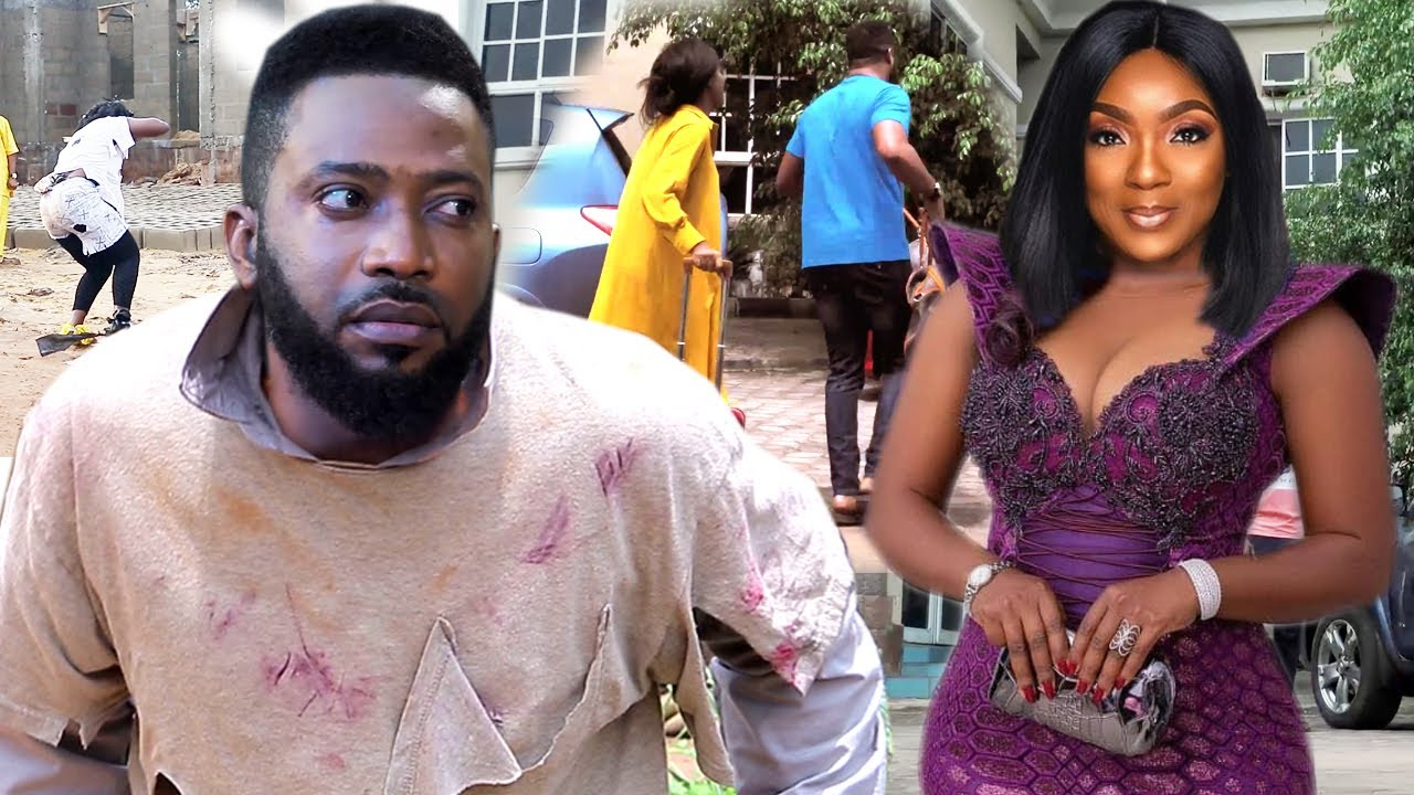 Download The Prince Pretends To Be A Commoner To Marry A Princess - Chioma Chukwuka & Frederick 2021 Movie
