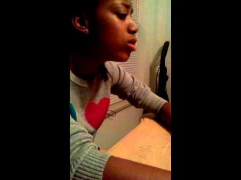 Lyric singing sideline girl by reka