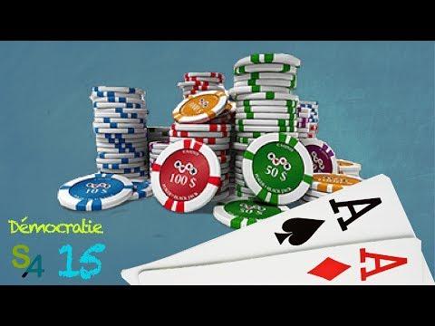 Le poker résolu ! (ou non) | Démocratie 15