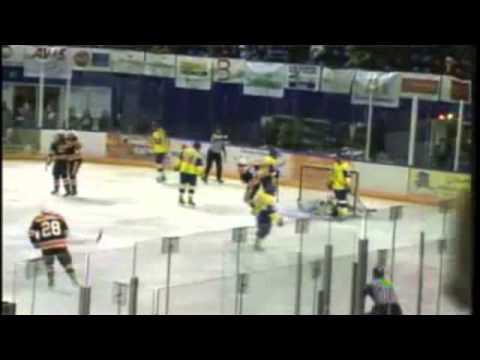 12-8-12 Alaska vs. Bowling Green Highlights