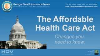 Georgia Health Insurance Exchange News