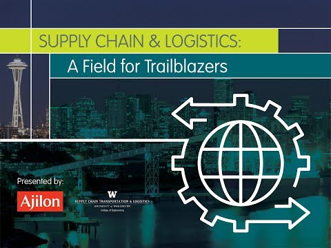 Webinar - A Career in Supply Chain and Logistics | Ajilon
