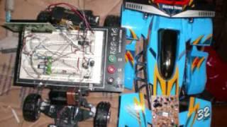 Remote Control - Homemade (RXTX 433mhz module)