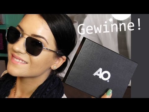 Meine Lieblings Sonnenbrille: AO Pilot & General Review + CONTEST ^^