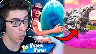 A MONSTER IS HIDING IN THE SECRET ROOM OF THE CASTLE?! Fortnite: Battle Royale