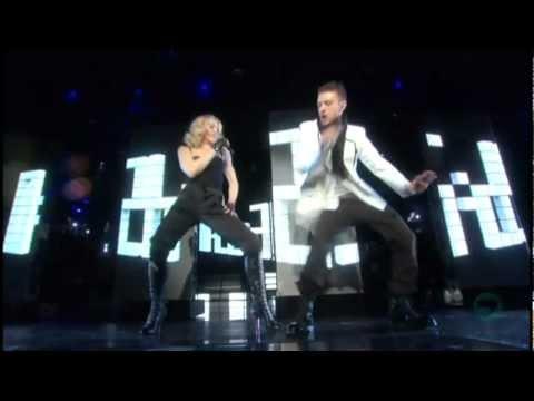 Download Madonna & Justin Timberlake - 4 Minutes (Roseland Ballroom, NY)