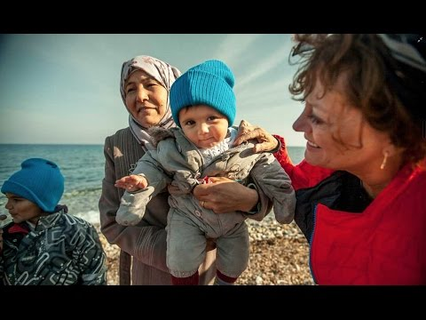 The Refugee Process | The Crossing