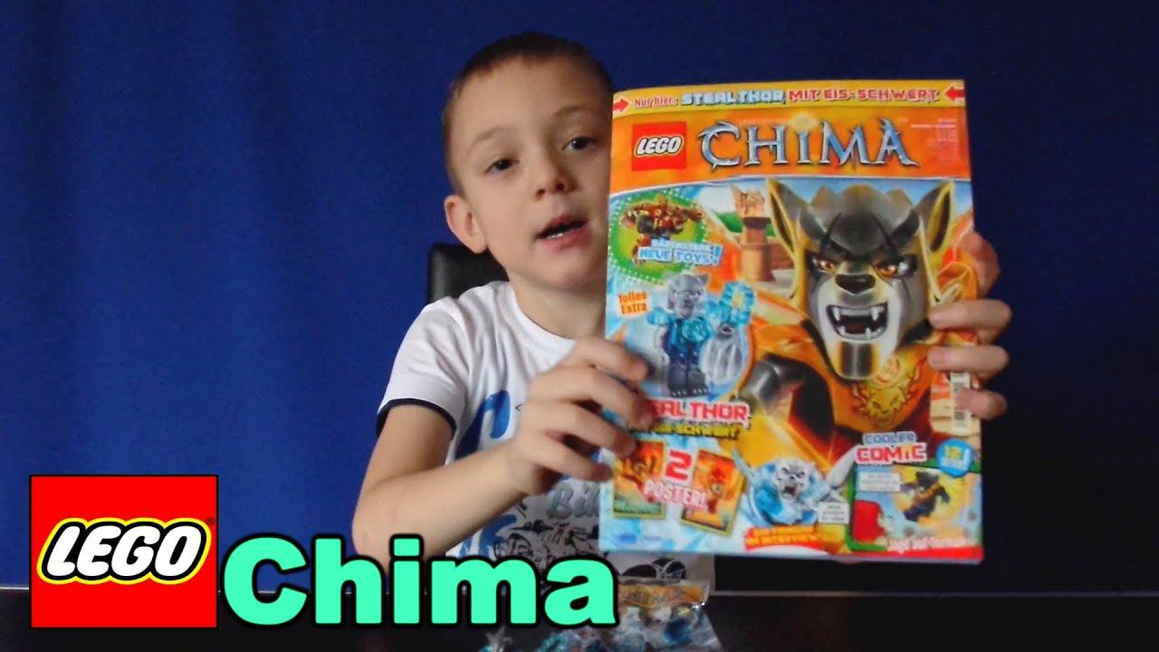 lego chima deutsch