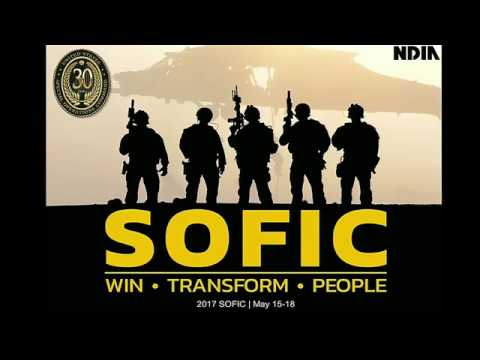 2017 SOFIC Commander & Acquisition Executive Remarks