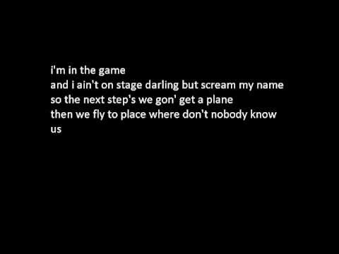 wiz khalifa ft cassie-paradise (lyrics)