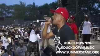 SUMMERSTAGE  PRESENTS, DUCK DOWN  FREE BBQ & PERFORMANCE