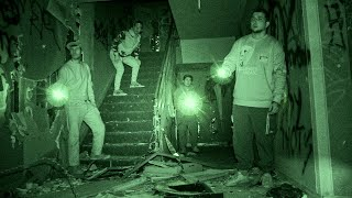 EXPLORING ABANDONED MILITARY BASE (Helicopter Searches For Us)