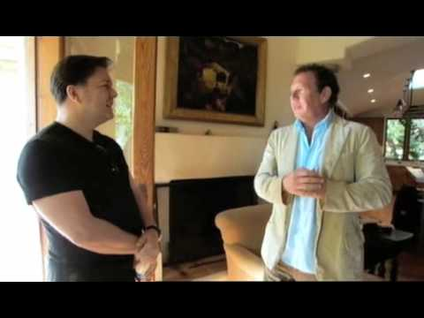 Ricky Gervais Meets Garry Shandling pt. 1 of 5
