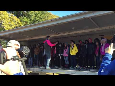 McNair Academic High School Choir