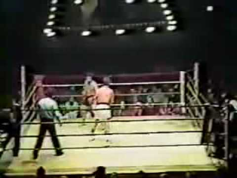 Tony Danza vs. Billy Perez